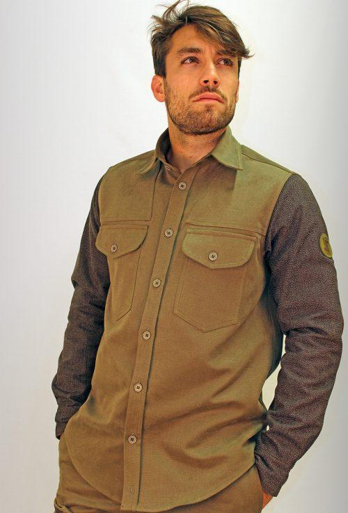 Abbigliamento tecnico - camicia kevlar