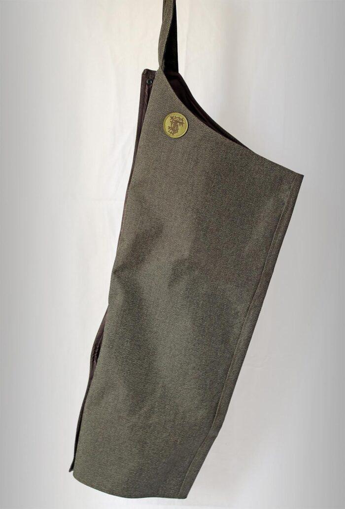 Abbigliamento tecnico - gambale kevlar