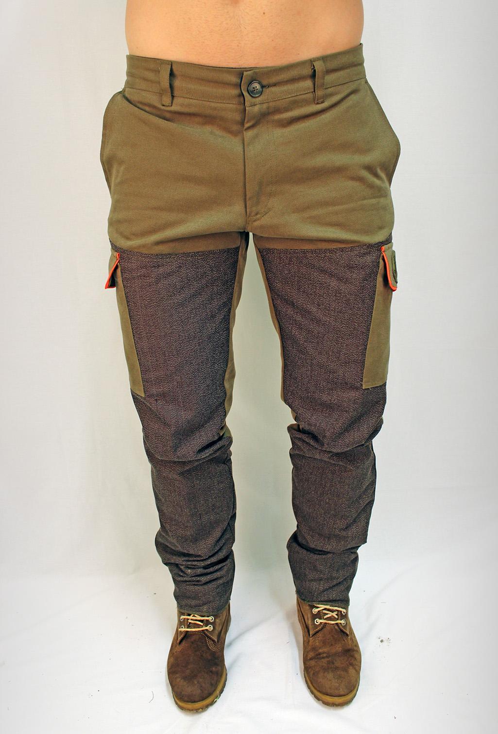 Abbigliamento tecnico - pantalone kevlar